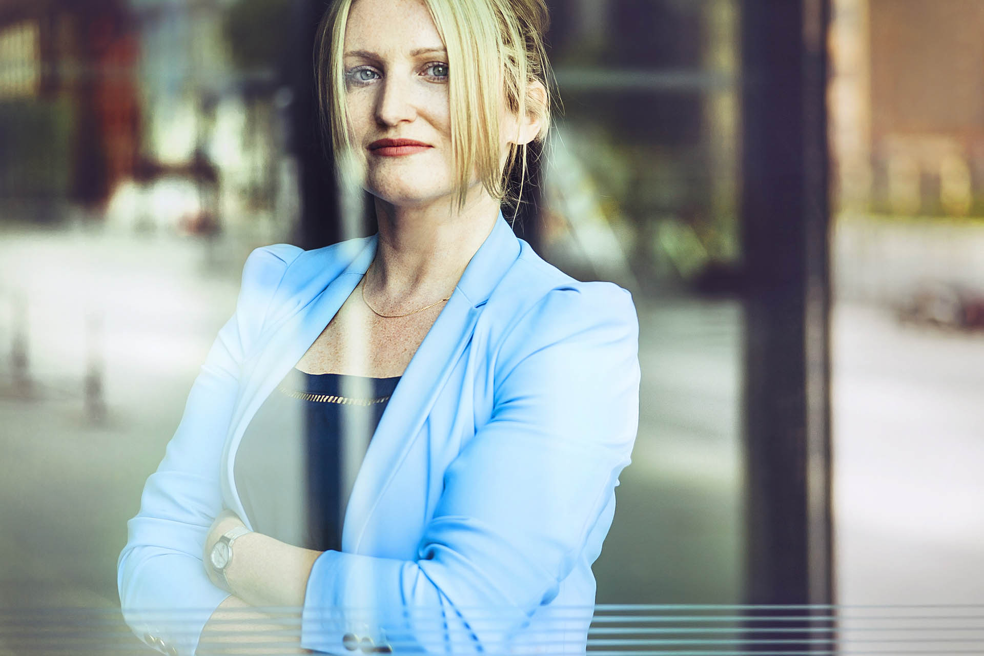 zdjęcie biznesowe kobiety