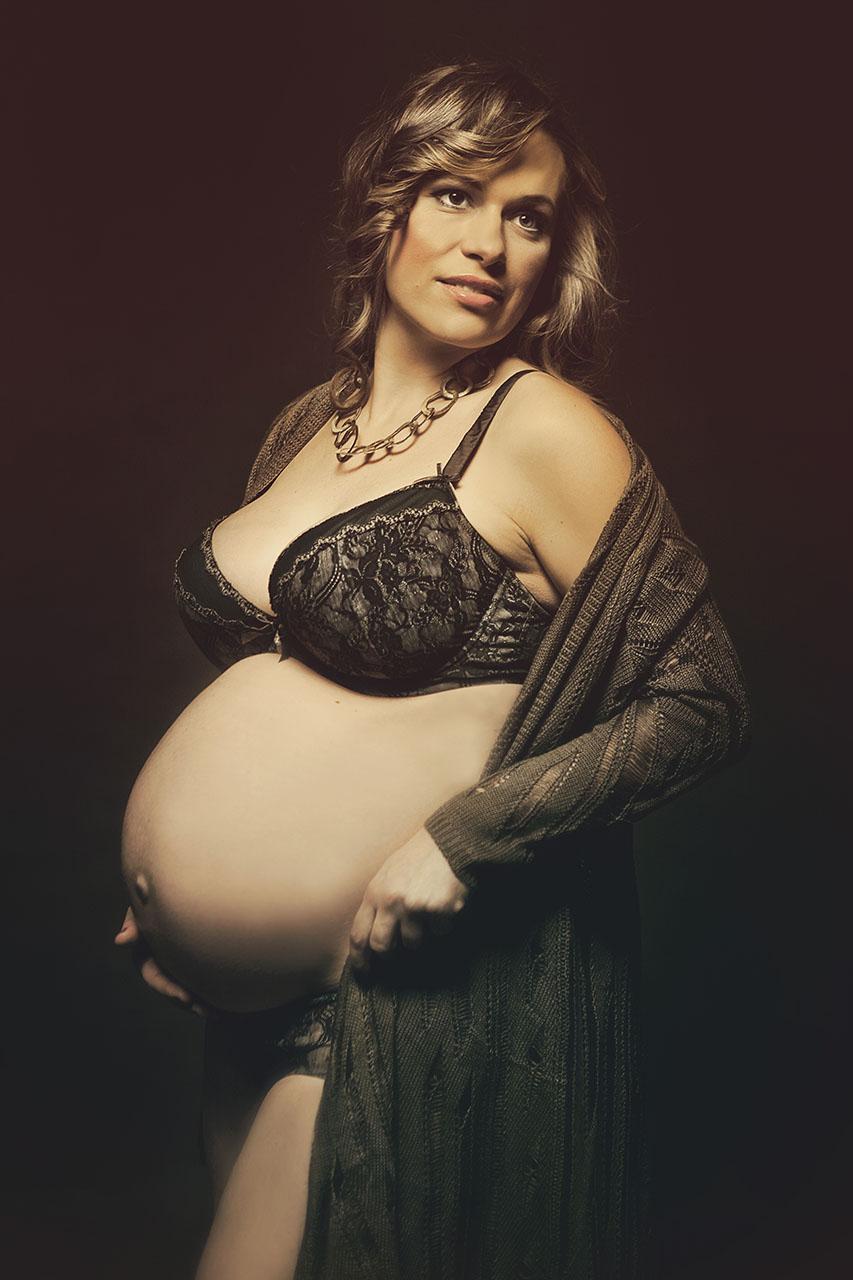 Piękna mama