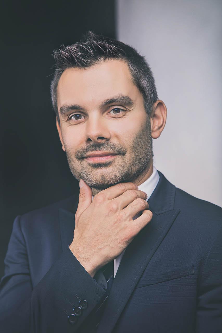 portret biznesowy mężczyzny